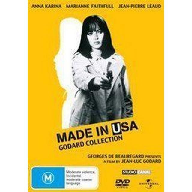 Made in U.S.A. [DVD]